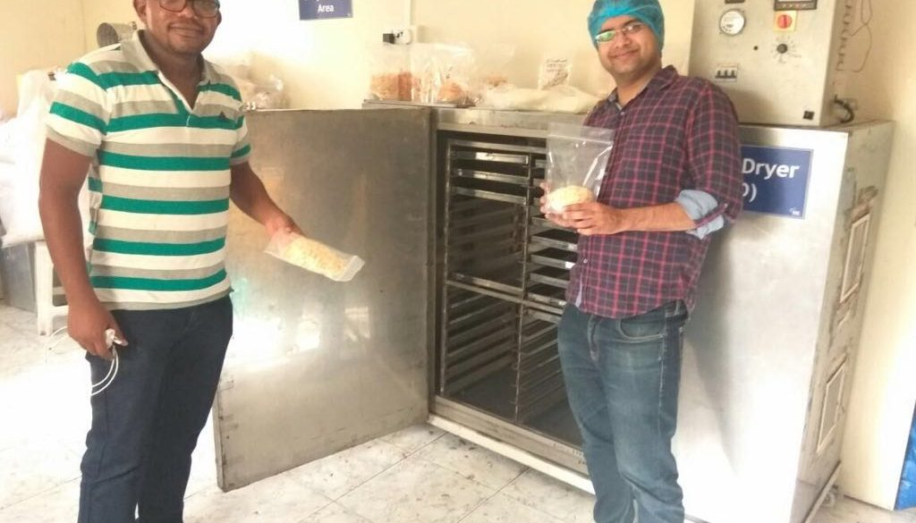 Cassava processing unit 2